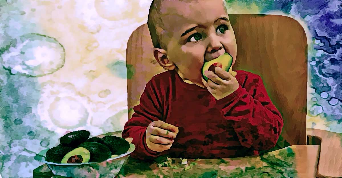Is Avocado Good For Babies