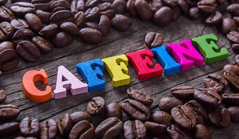 Caffeine overdose makes one feel anxious, hyper-alert, and jittery