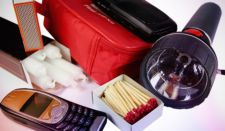 Emergency Kit Must-haves