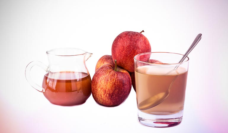 (Depending on what you are looking for, diluted ACV must be taken thrice a day before meals.