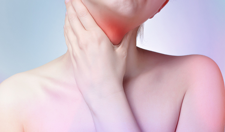 Your thyroid gland is responsible for producing hormones that control your metabolism