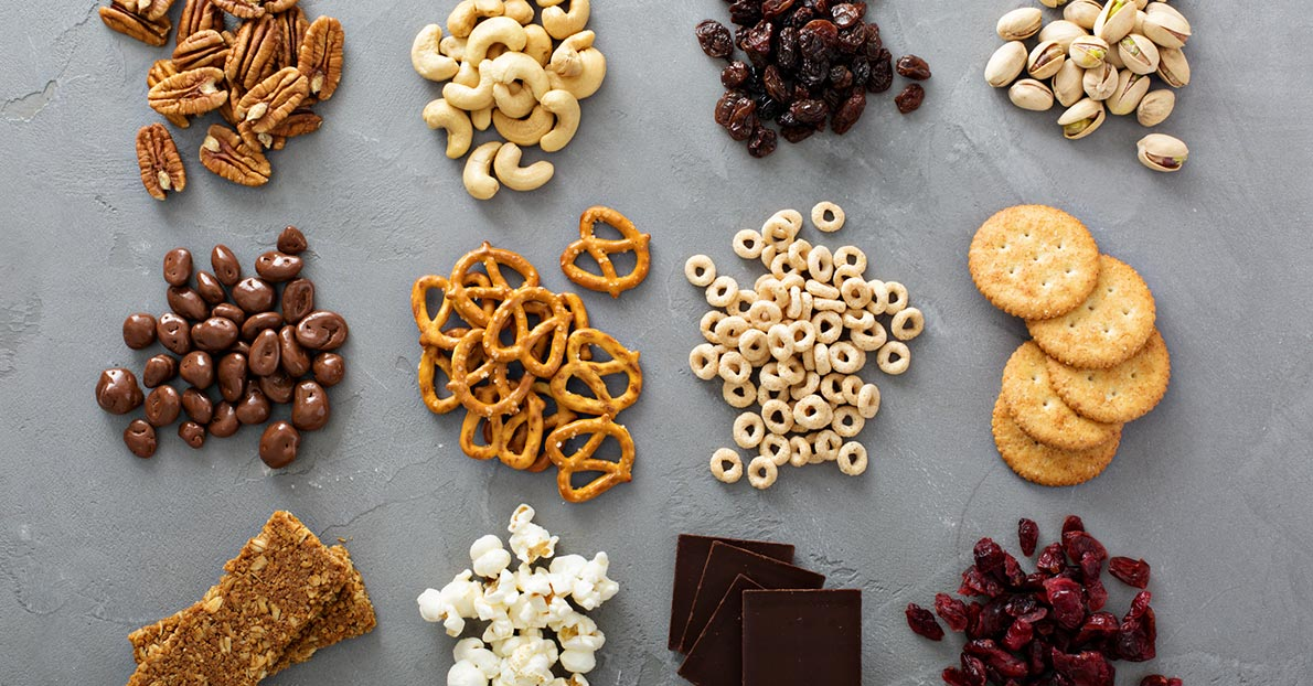 Snack rules to help you lose weight