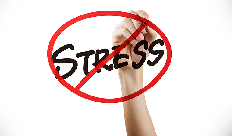 Fighting Stress Can Ease PCOS Symptoms