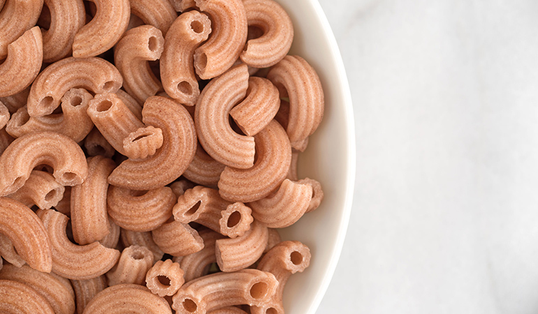 FODMAPs-free brown rice pasta is ideal for those with gluten allergies and irritable bowel syndrome.
