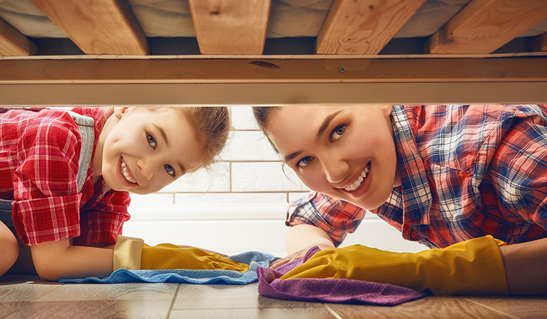 Can Domestic Chores Replace Exercise