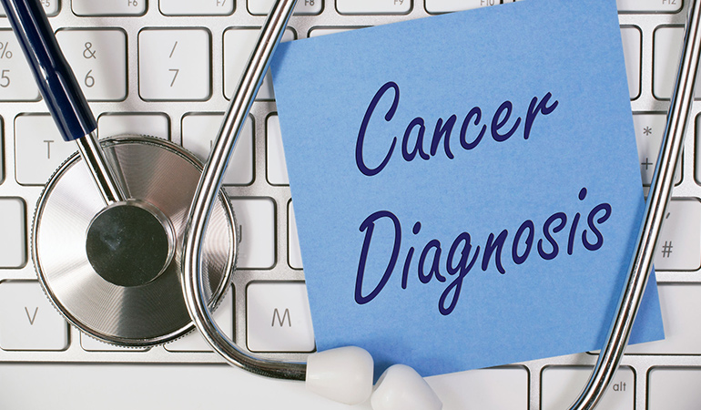 Cancer is often wrongly diagnosed because of lack of medical information or evaluation time.