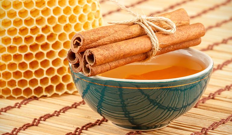 cinnamon and honey for hair growth