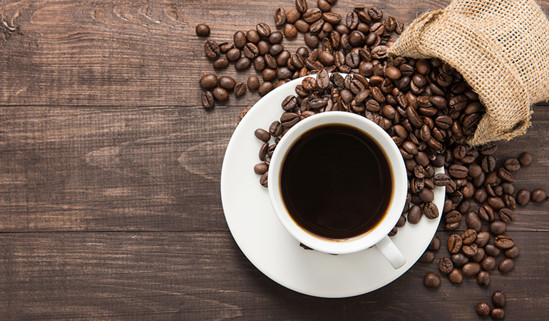 Add turmeric to your morning coffee
