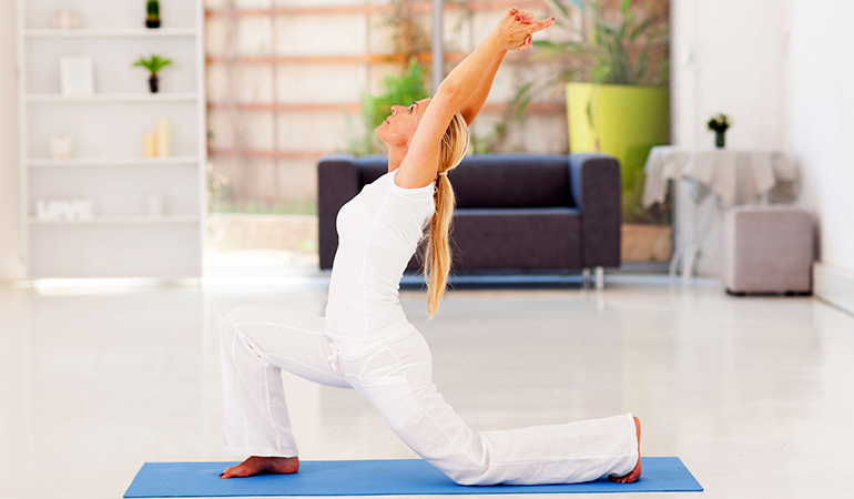 Yoga Sessions Decrease Cortisol Levels Immensely