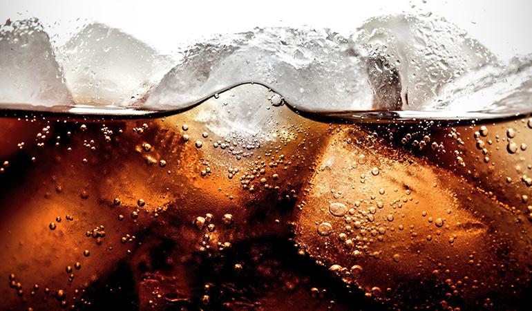 Phosphorus and caffeine in soda is harmful to bones