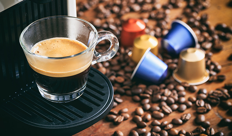 caffeine in coffee hinders calcium absorption