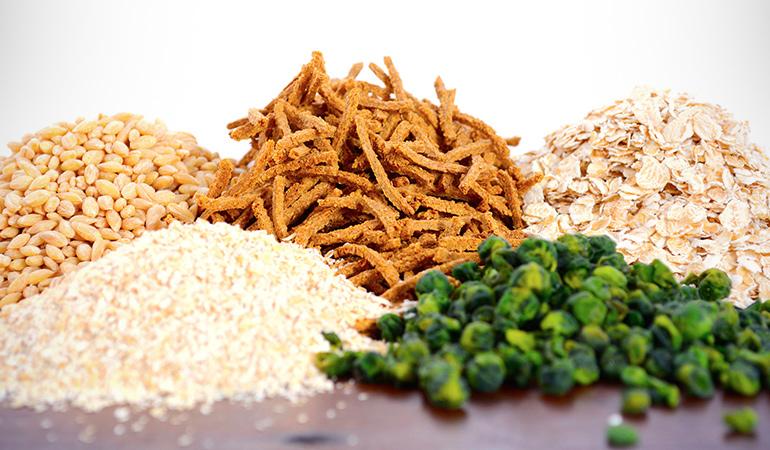 Dietary fiber maintains gut microbes