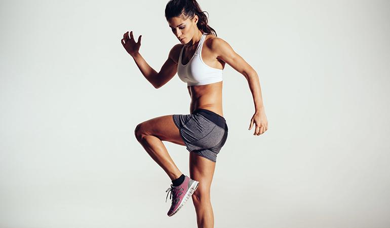 Regular exercise promotes gut health.