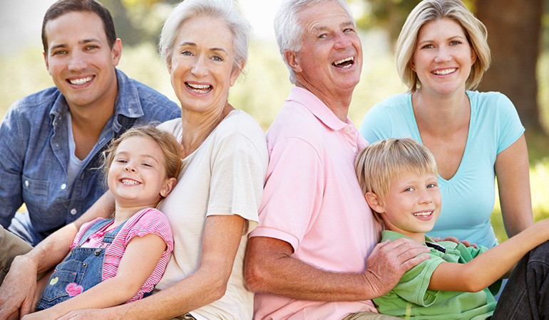 family history of heart disease can increase your chances too