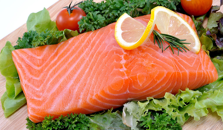 Fatty Fish Helps Neurotransmitters Work Efficiently