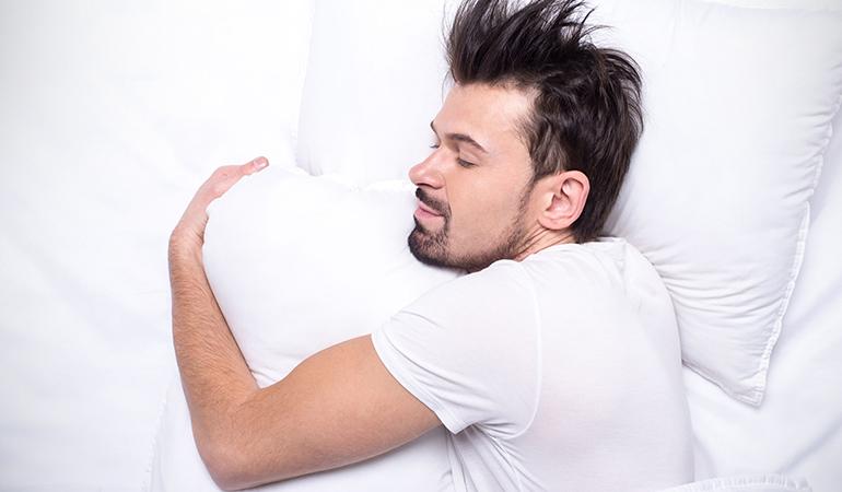 Sleep relieves gut disorders.