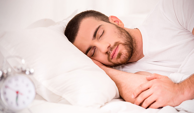 Getting sufficient sleep is more important than exercise