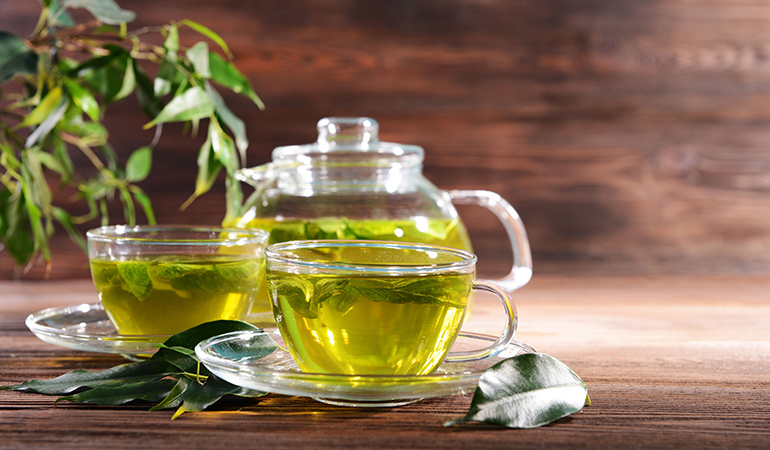 Phytochemicals In Green Tea Prevent DNA Mutations