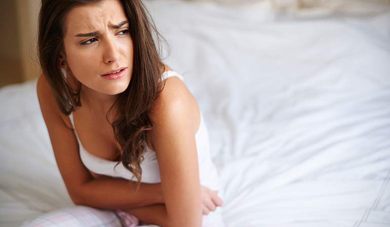 Stomach flu usually last upto 1 to 3 days