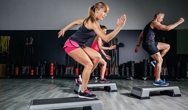 Regular exercise helps improve physical and mental health