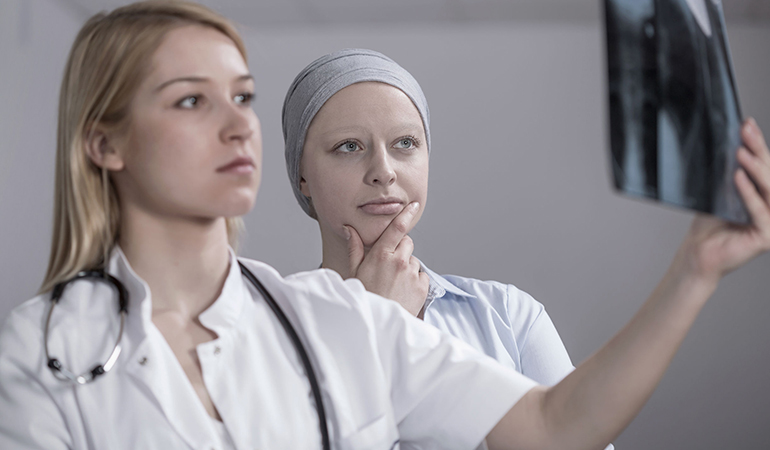 A cancer doctor's words should not create more anxiety