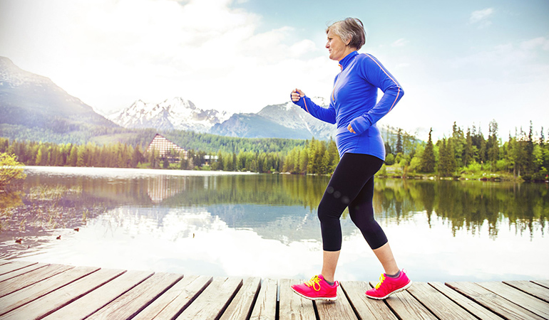 Being physically inactive can increase the risk of cardiovascular diseases