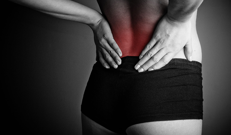 Cervical Erosion Can Cause Low Back Ache