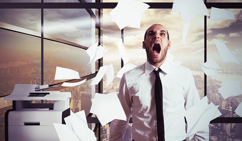 Stress worsens digestive disorders.