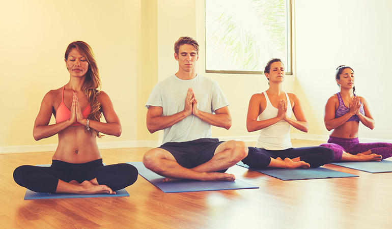 Meditation Reduces Cortisol And Stabilizes Hair Loss Hormones