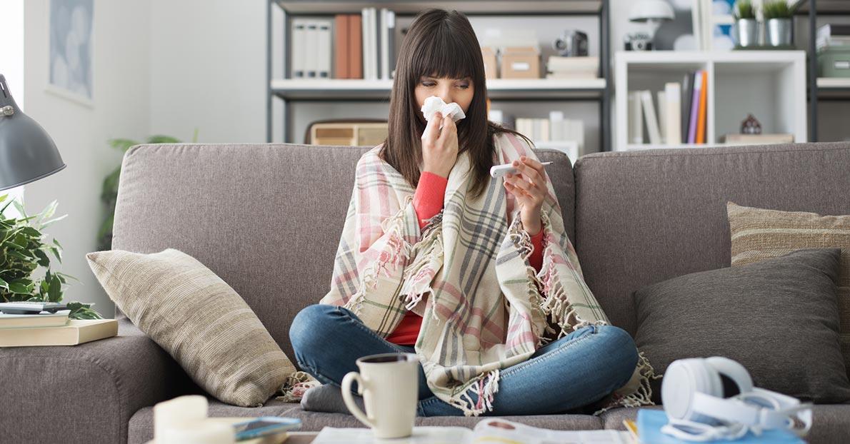 Home remedies to treat symptoms of pneumonia