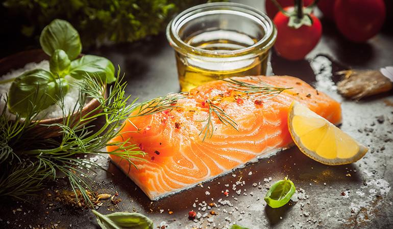 Omega-3 fatty acids control neuroinflammation