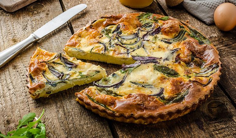 Opt For Veggie-Based Baking