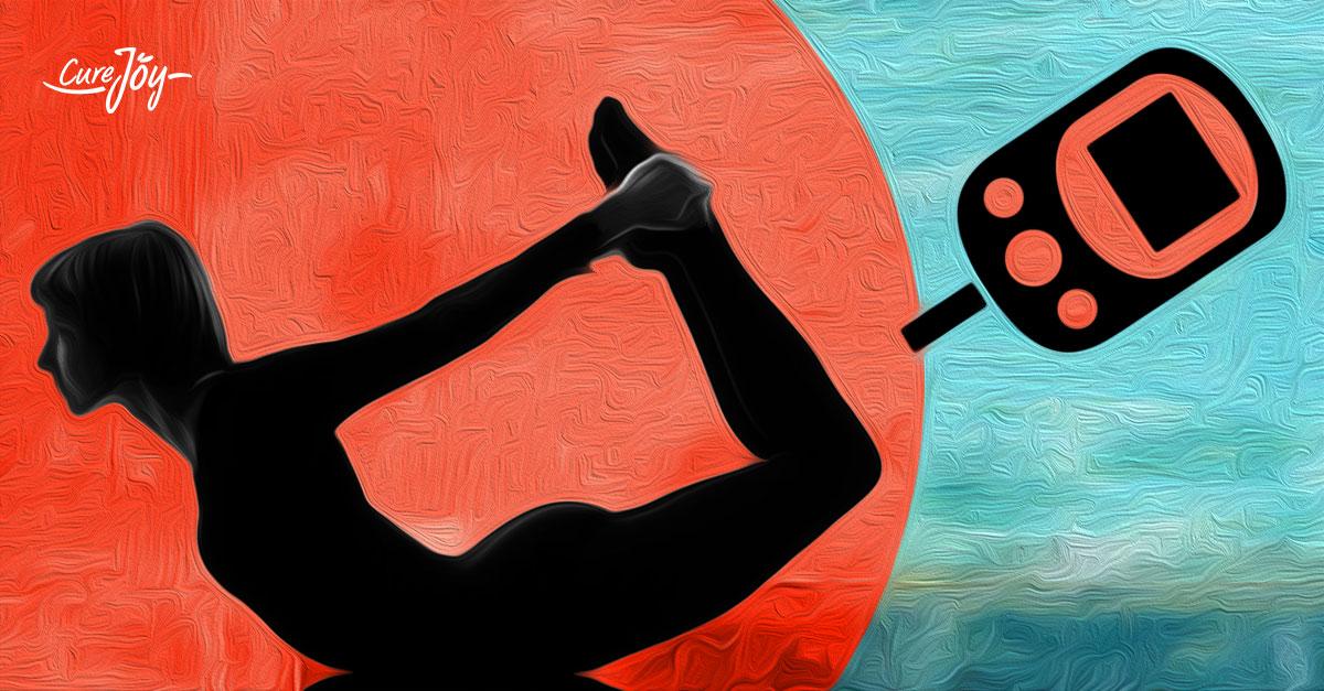 yoga asanas to control diabetes