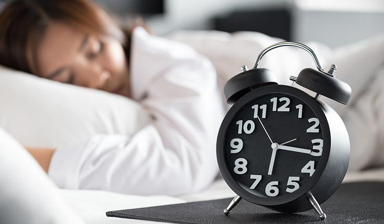 Good quality sleep prevents Alzheimer's