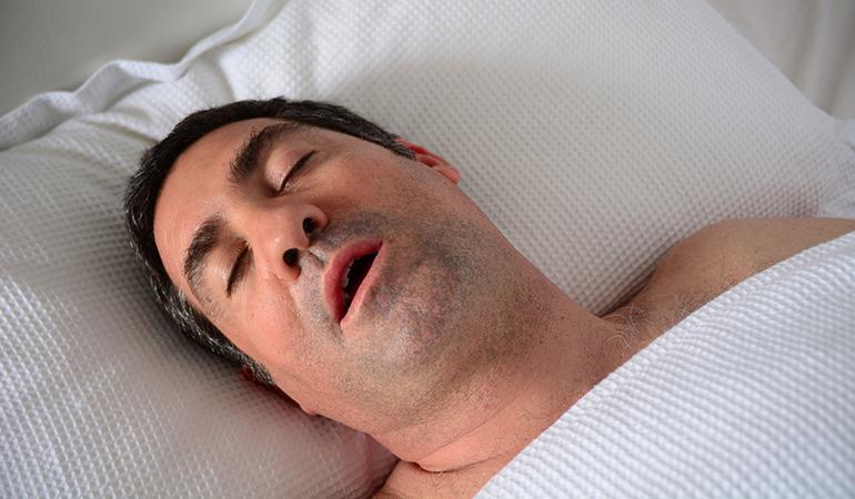 Sleep apnea may not show symptoms until it is too late