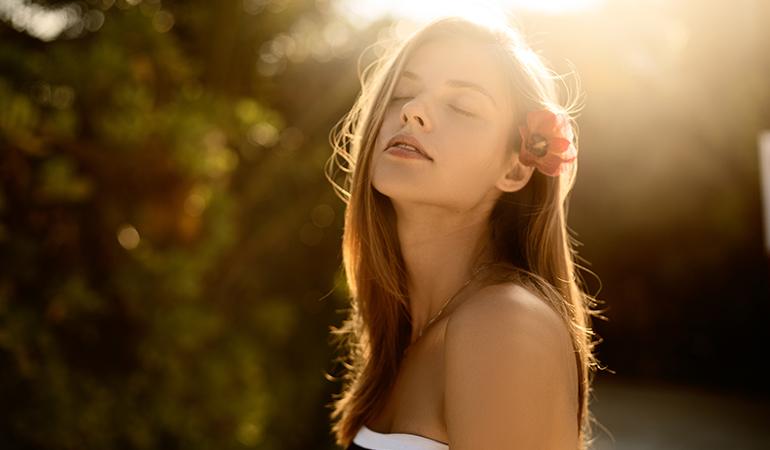 Vitamin D IN Sunlight Activates Seratonin