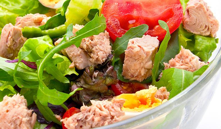 Spice up your tuna salad with turmeric