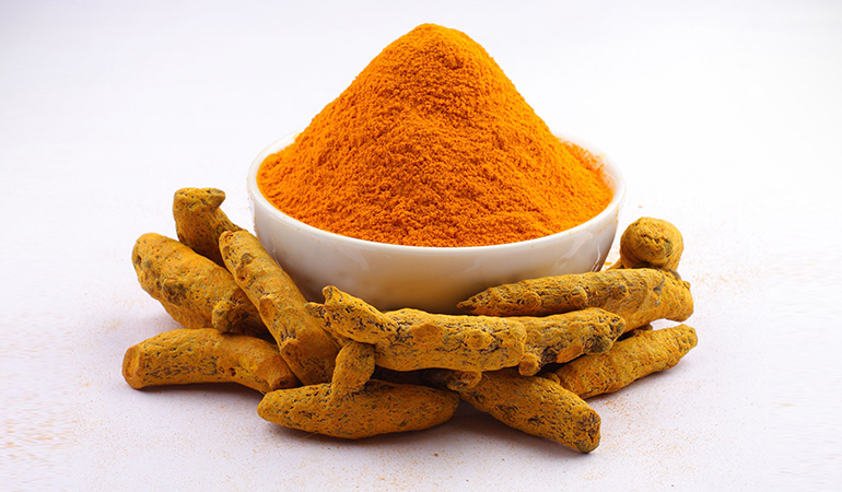 Turmeric contains antioxidants that can help you live longer.