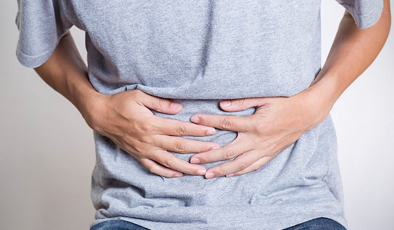 A stomach flu is nothing but a viral infection in the stomach