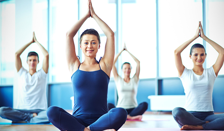 Yoga reduces stiffness and increases flexibility of muscles in fibromyalgia patients