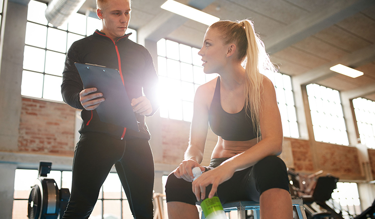 If you're stuck with an old program, your workout might not be effective.
