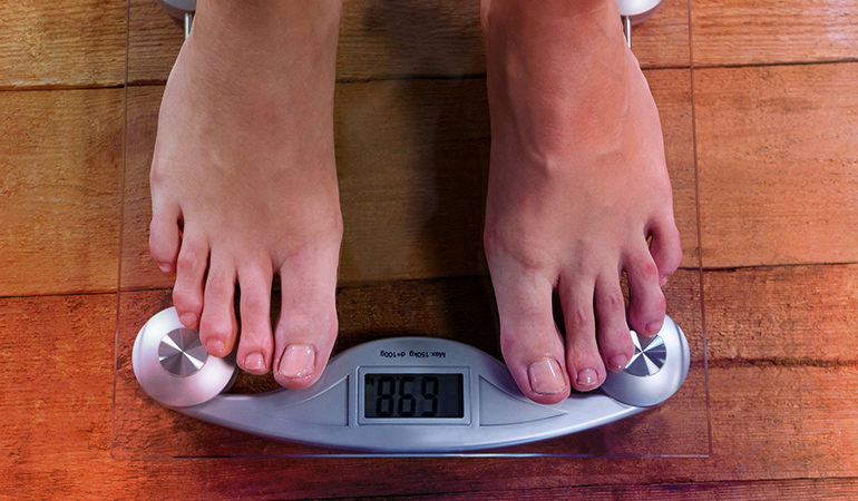 Being overweight increases the risk of getting breast cancer