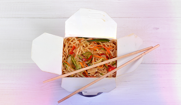 MSG is found in Chinese food, canned soup and flavorings