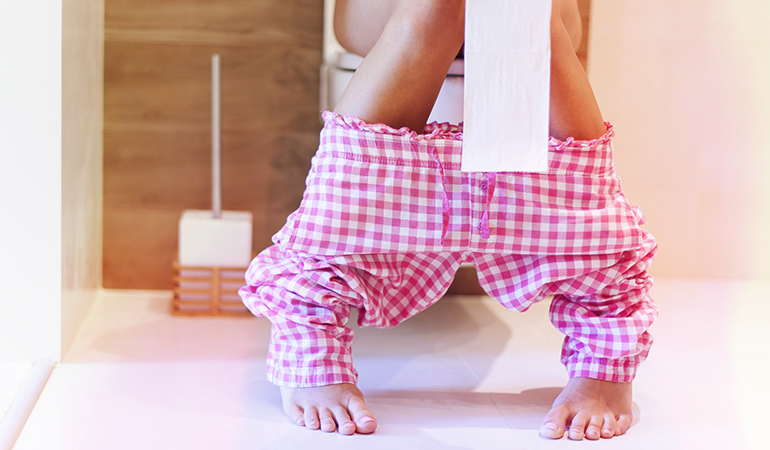 (The most common cause of sharts is the incomplete removal of stool from your bowels