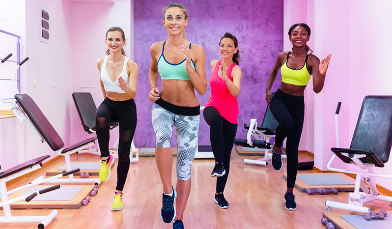High-intensity interval training (HIIT) involves alternating between fast, strenuous exercise and rest so that your muscles are pushed to their limits and are allowed to rest)