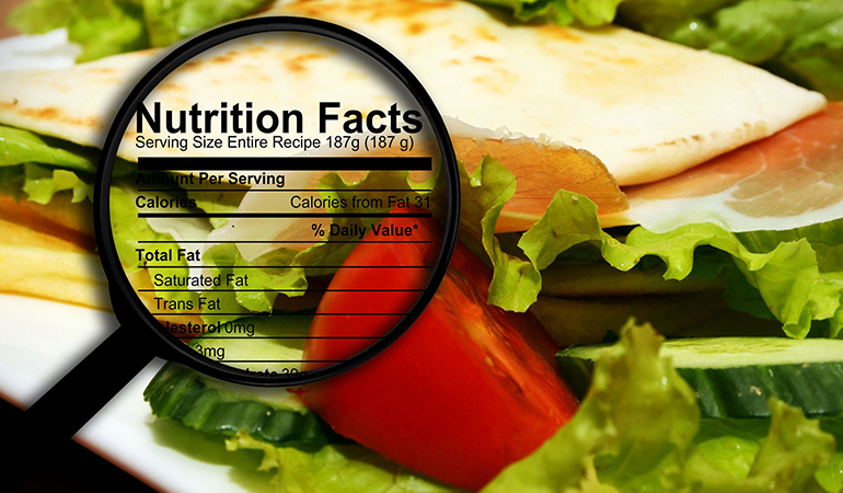 Intake of the right kind of calories can help in weight loss
