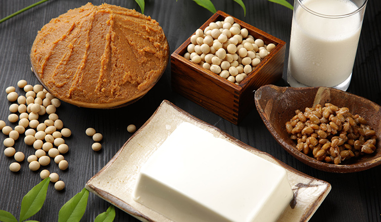 health risks of soy in diet