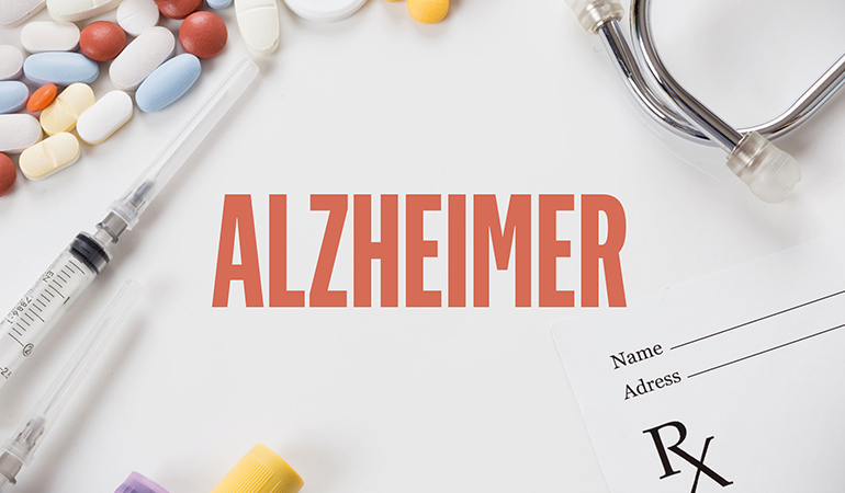 Alzheimer's is one type of dementia.