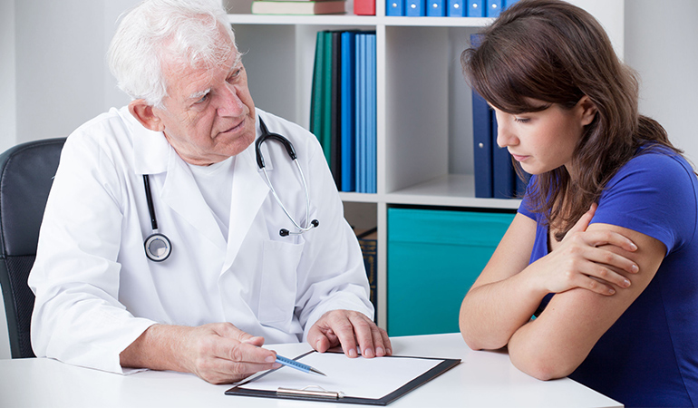 Analyze your family's medical history.
