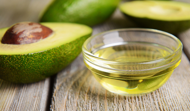 Avocado oil is the ideal carrier oil for you if your skin breaks out often